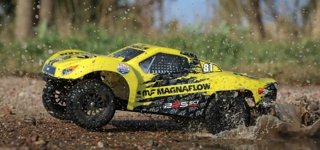 Losi 22S MagnaFlow & Kicker Themed 2WD RTR Short Course Trucks [VIDEO]