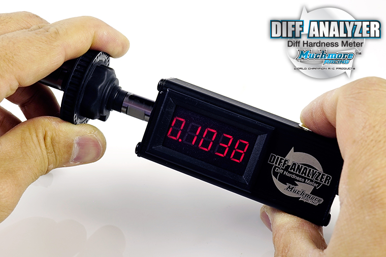 Muchmore Diff Hardness Meter
