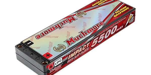Muchmore Super LCG IMPACT Silicon Graphene LiPo Battery