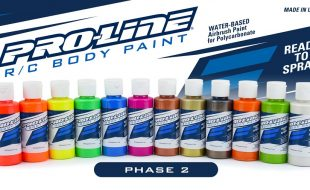 Pro-Line Paint Release Phase 2