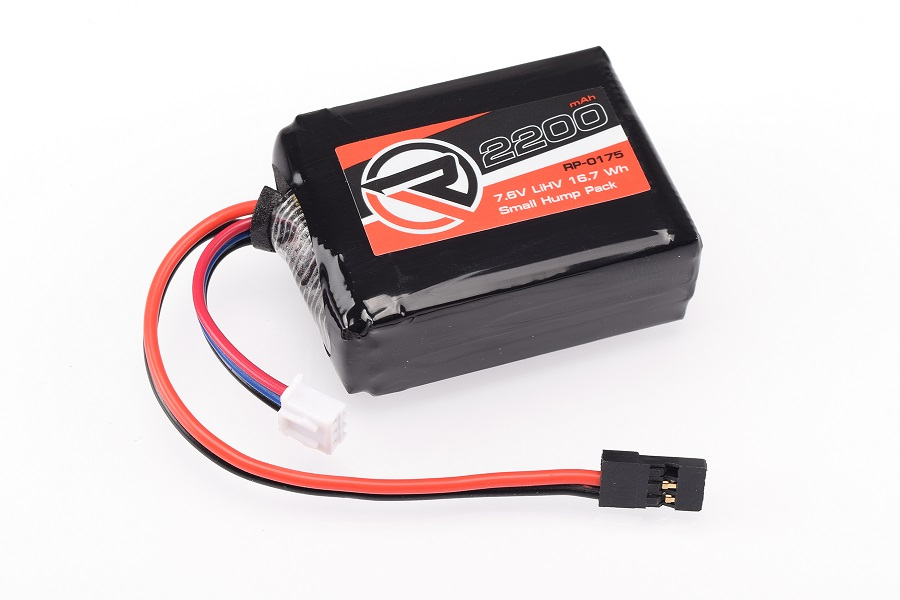RUDDOG 7.6V LiHV Graphene Plus Receiver Battery Packs
