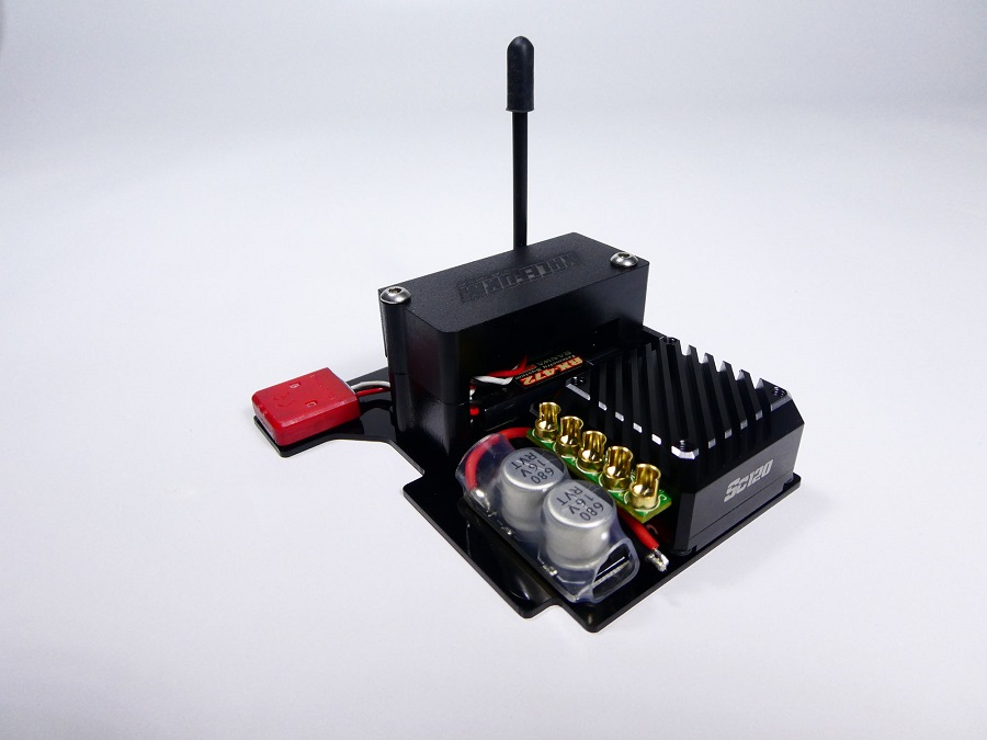 Raceform V2 Electronic Tray For The Tekno EB410 & ET410