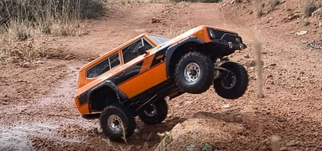 Redcat Racing Gen8 Scout II Slow Motion Reel [VIDEO]