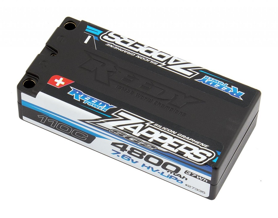 Reedy Zappers SG2 Competition HV-LiPo Batteries