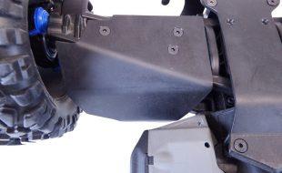 T-Bone Racing Rear A-Arm A-Skid Set For The Traxxas 2.0 E-Revo