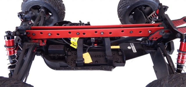 T-Bone Racing T2T Upper Chassis Brace For The Arrma Kraton