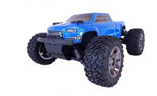 T-Bone Racing XV6 Front Bumper & Wheelie Bar For The Arrma Big Rock