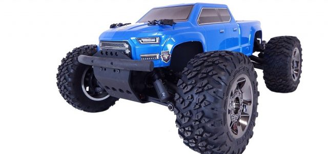 T-Bone Racing XV6 Front Bumper & Wheelie Bar For The Arrma Big Rock