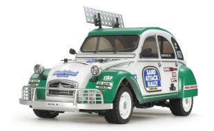 Tamiya Citroën 2CV Rally (M-05Ra)