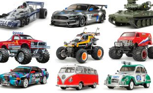 Here's All The New Tamiya Stuff That Will Be At The Nuremberg Toy Fair
