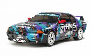 Tamiya Limited Edition HKS Nissan Skyline GT-R Gr.A (TT-01 Type-E)