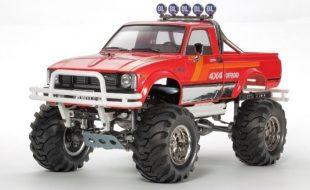 Tamiya Limited Edition Toyota 4×4 Pick-Up Mountain Rider