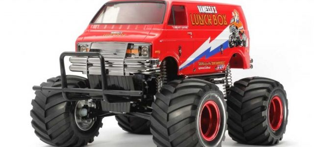 Tamiya Red Edition R/C Lunch Box