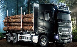 Tamiya Volvo FH16 Globetrotter 750 6×4 Timber Truck