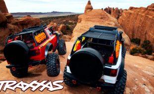 Traxxas TRX-4 Moab Ascent Part 1 [VIDEO]