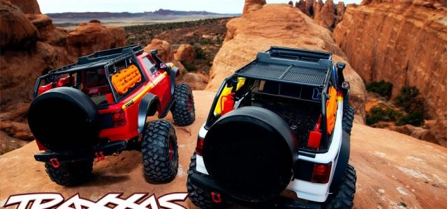 Traxxas TRX-4 Moab Ascent Part 1 [VIDEO]
