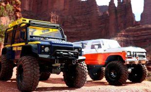 Traxxas TRX-4 Moab Ascent Part 2 [VIDEO]