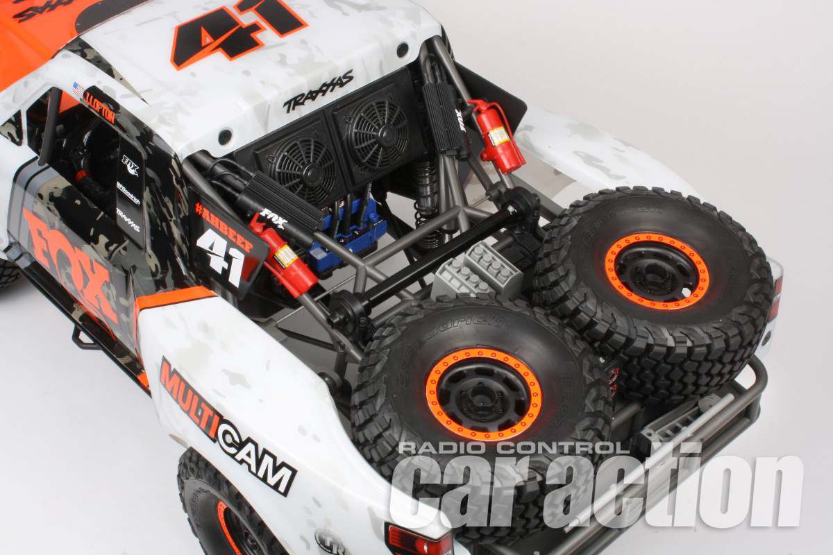 The Traxxas Unlimited Desert Racer Will Blow Your Mind - RC