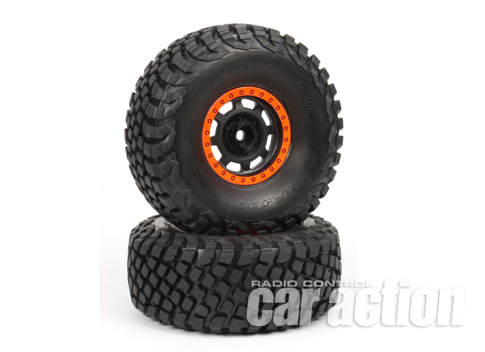 As soon as all the photos and video are in the can with RC Car Action s test truck I ll give it a good thrashing and report back Stay tuned