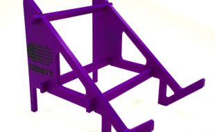 Trinity Purple Power Supply Charger Stand