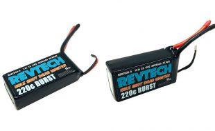Trinity Revtech Drag Racing LiPo Packs