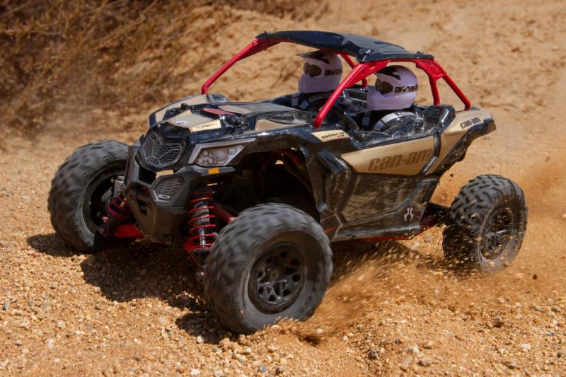 Axial Yeti Jr. Can-Am Maverick X3 1/18 Electric 4WD RTR