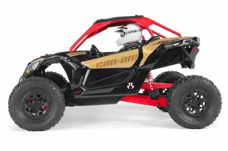 Axial Yeti Jr. Can-Am Maverick X3 1/18 Electric 4WD RTR