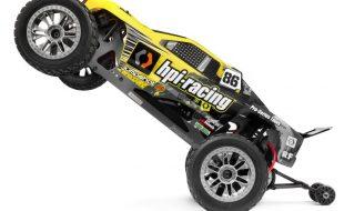 HPI Jumpshot Wheelie Bar Set