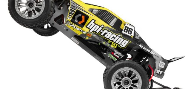 HPI Jumpshot Wheelie Bar Set