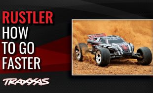 How To Make Your Traxxas Rustler Go Faster [VIDEO]