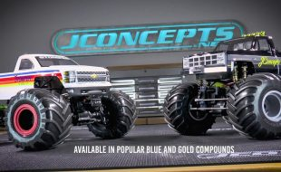 JConcepts New Monster Truck Tires [VIDEO]