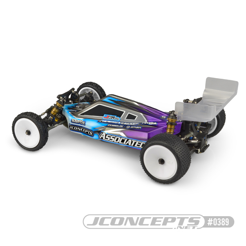 JConcepts P2K Clear Body For The Team Associated B6.1