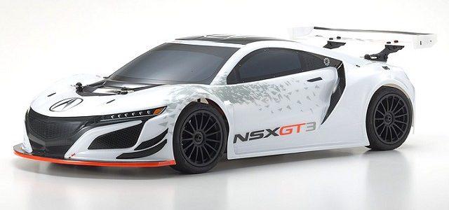 Kyosho Fazer EP Mk2 Acura NSX GT3