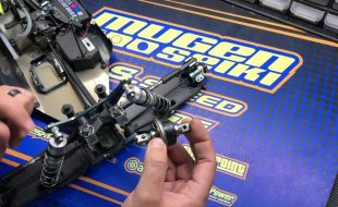 MBX8T Ring & Pinion Shimming With Mugen's Adam Drake [VIDEO]