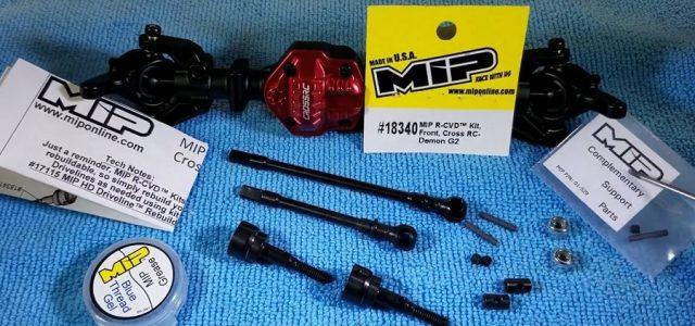 MIP R-CVD Kit For The Cross RC Demon G2 [VIDEO]
