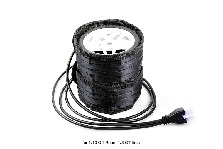 Muchmore Long Belt Type Tire Warmer