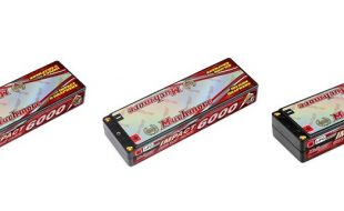 New Muchmore IMPACT LiPo Packs