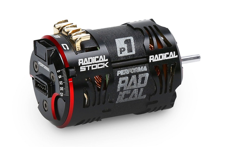 Performa Racing Radical 540 Stock Motors