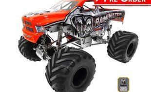 Primal RC 1/5 Raminator Monster Truck RTR [VIDEO]