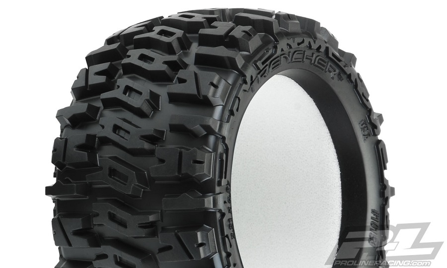 "Pro-Line Trencher LP 2.8"" All Terrain Truck Tires"