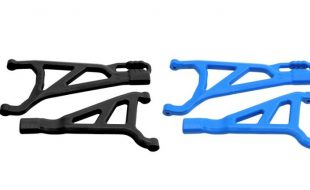 RPM Front Upper & Lower A-Arms For The Traxxas E-Revo 2.0