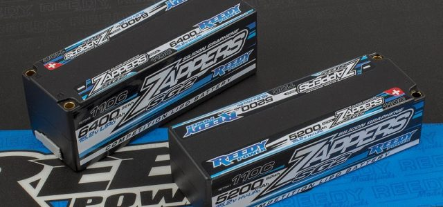 Reedy Zappers SG2 Competition HV-LiPo 4S Batteries
