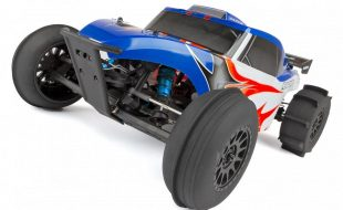 Team Associated Reflex DB10 Paddle Tire Limited Edition [VIDEO]