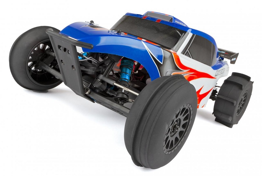 Team Associated Limited Edition Reflex DB10 Paddle Tire Edition