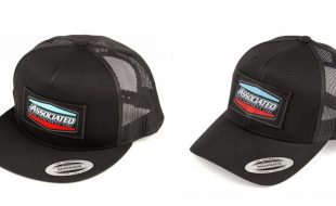 Team Associated Tri Trucker Hats