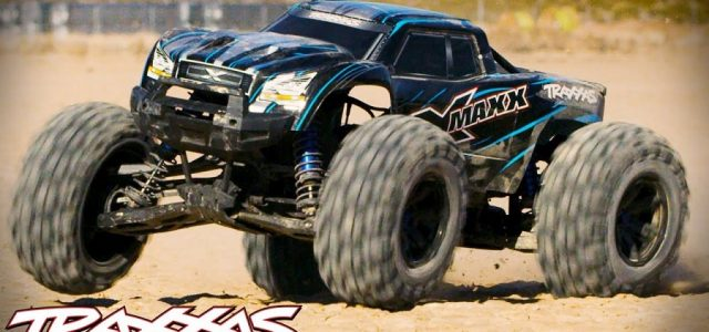 Traxxas X-Maxx Desert Domination [VIDEO]