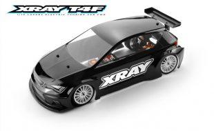 XRAY T4F 1/10 FWD Touring Car