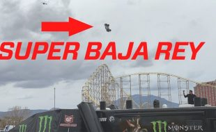 75′ Jump With The Losi Super Baja Rey [VIDEO]