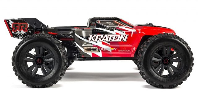 ARRMA 2019 1/8 KRATON 6S BLX 4WD Brushless Speed Monster Truck RTR [VIDEO]
