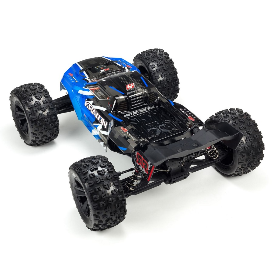 ARRMA 1/8 KRATON 6S BLX 4WD Brushless Speed Monster Truck RTR